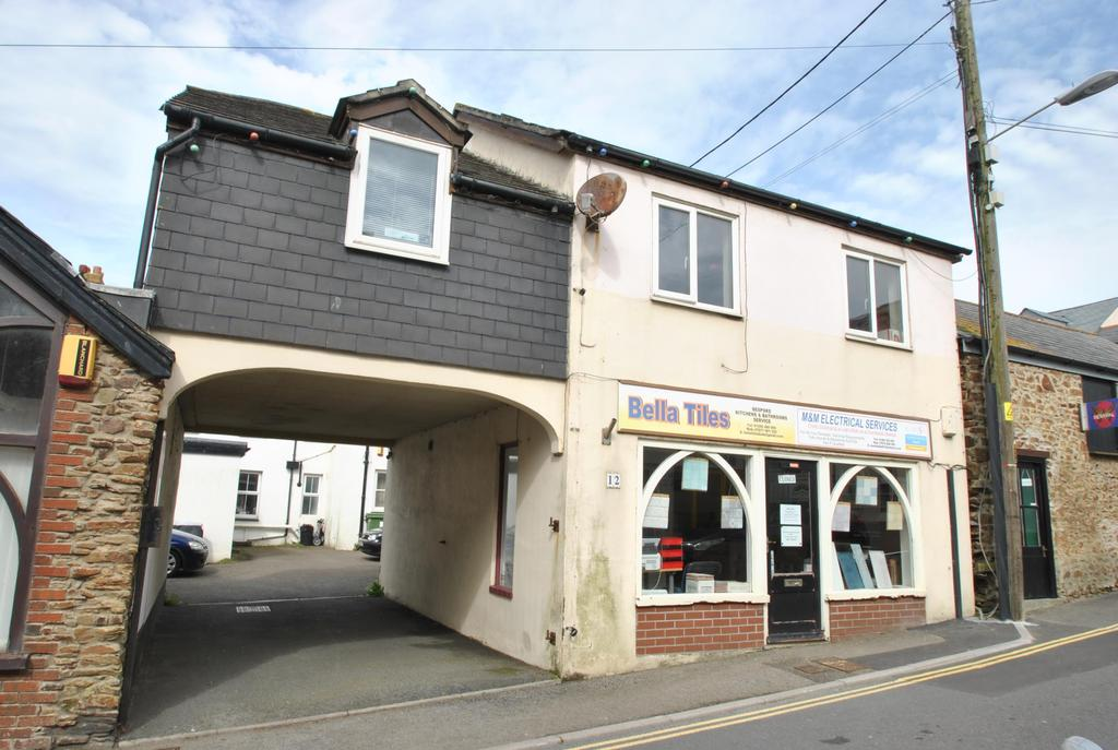 3 Bedrooms Flat for sale in Belle Vue Lane, Bude