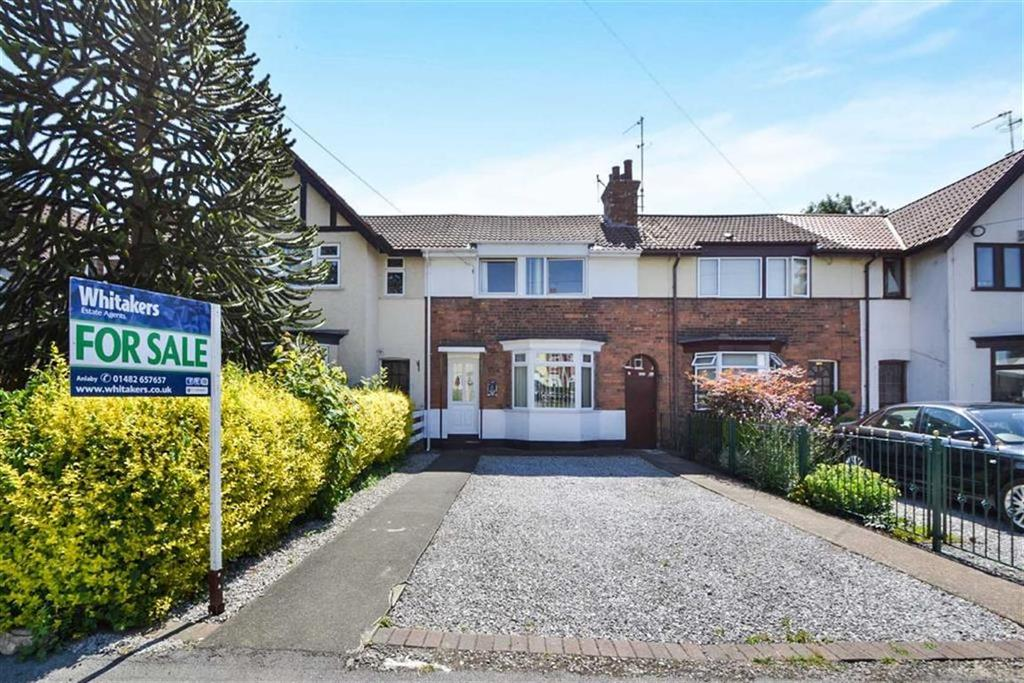 3 Bedrooms Terraced House for sale in Hull Road, Hull