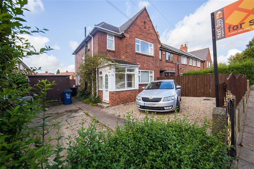 3 Bedrooms Terraced House for sale in Scrogg Road, Walker, Newcastle Upon Tyne, NE6