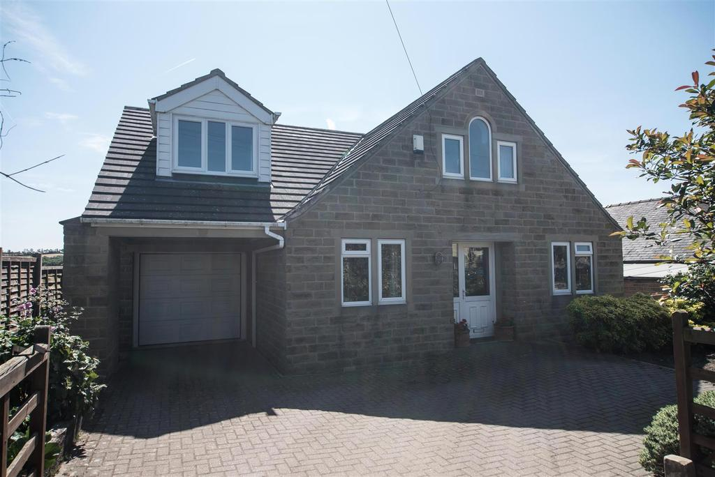 4 Bedrooms Detached House for sale in Cumberworth Lane, Denby Dale, HD8 8QS