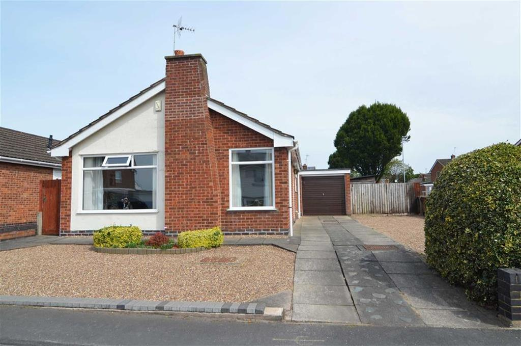 2 Bedrooms Detached Bungalow for sale in Grange Close, Ratby
