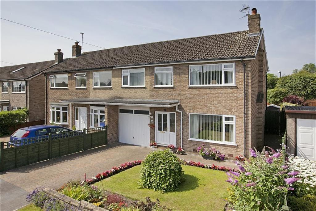4 Bedrooms Semi Detached House for sale in Forest Lane, Harrogate, North Yorkshire