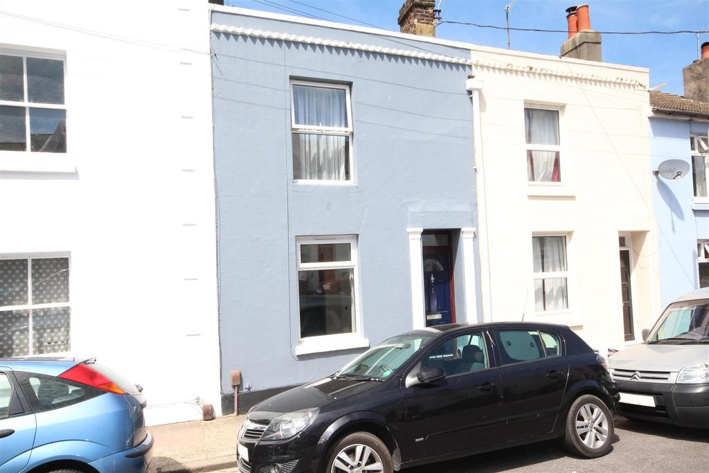 2 Bedrooms Terraced House for sale in Milton Road, Hanover, Brighton