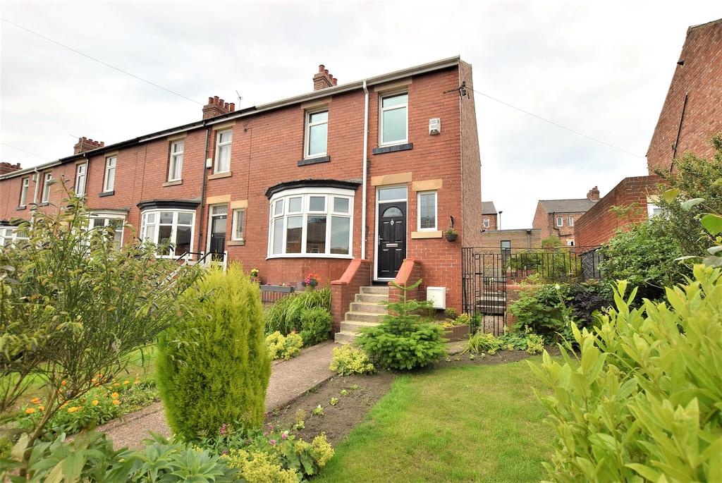 3 Bedrooms End Of Terrace House for sale in Low Fell