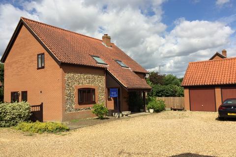 4 bedroom detached house for sale - The Street, Hepworth IP22