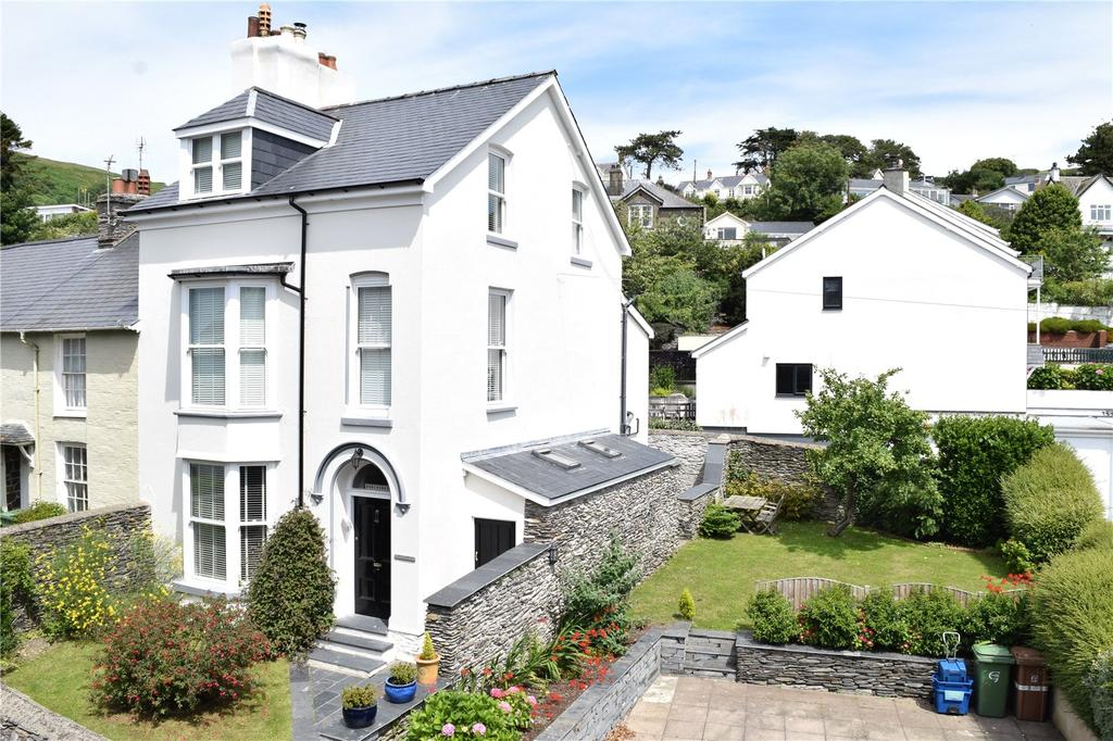 4 Bedrooms Terraced House for sale in Aberdovey, Gwynedd