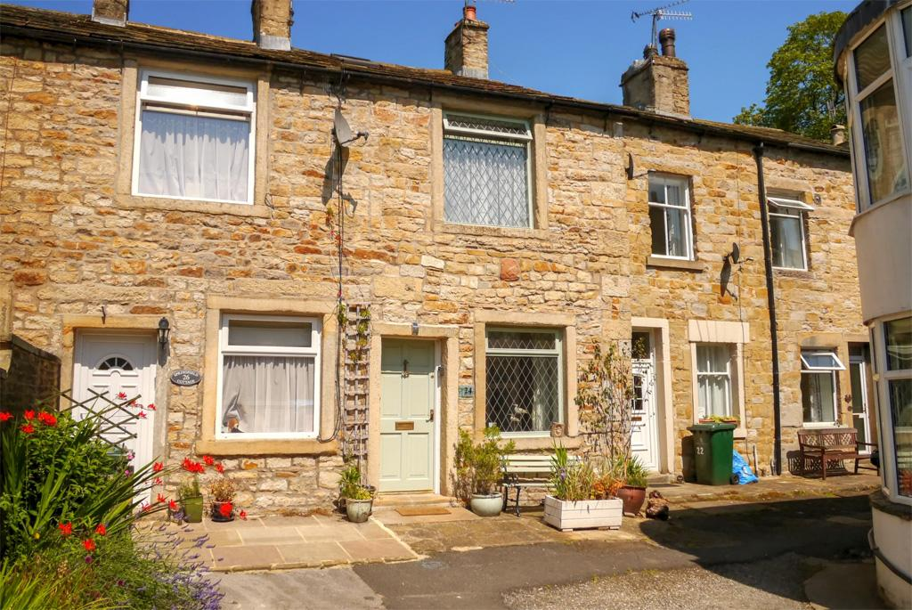 1 Bedroom Cottage House for sale in 24 Woodman Terrace, Skipton