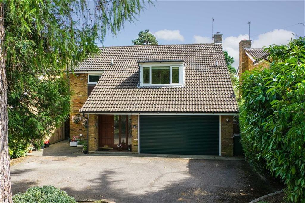 4 Bedrooms Detached House for sale in Douglas Road, Harpenden, Hertfordshire, AL5
