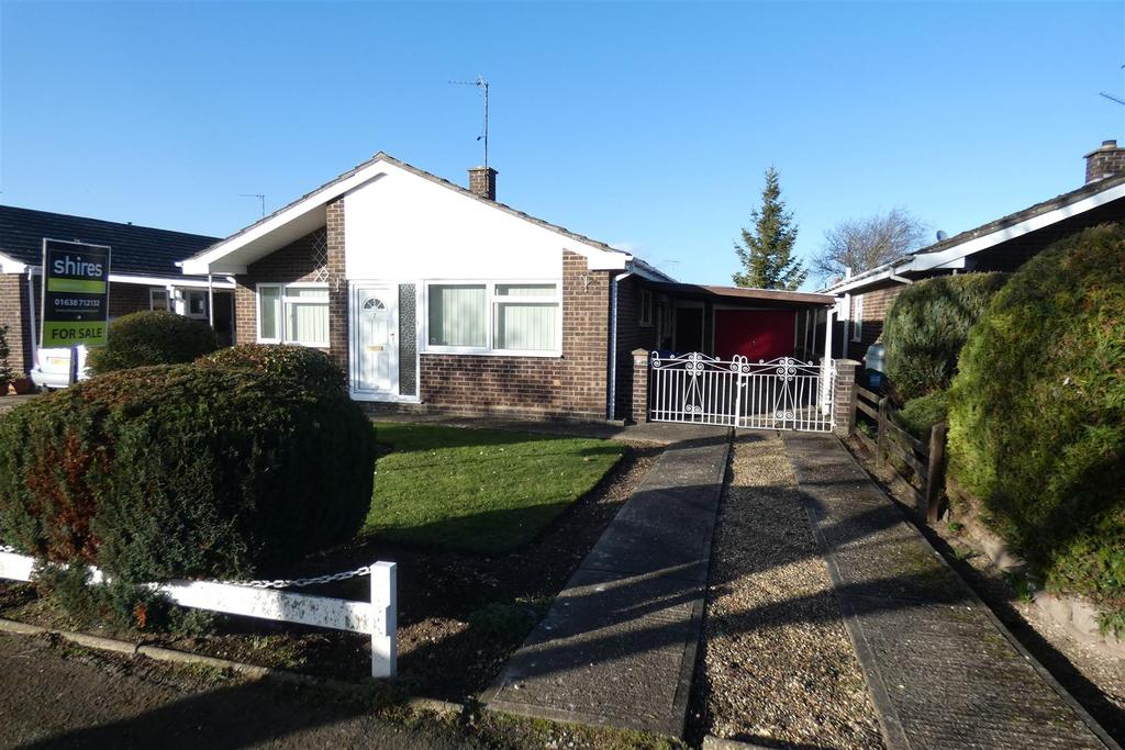 3 Bedrooms Detached Bungalow for sale in Sunningdale Avenue, Mildenhall