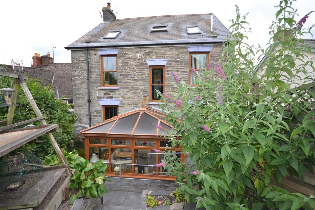 5 Bedrooms End Of Terrace House for sale in Cilgerran