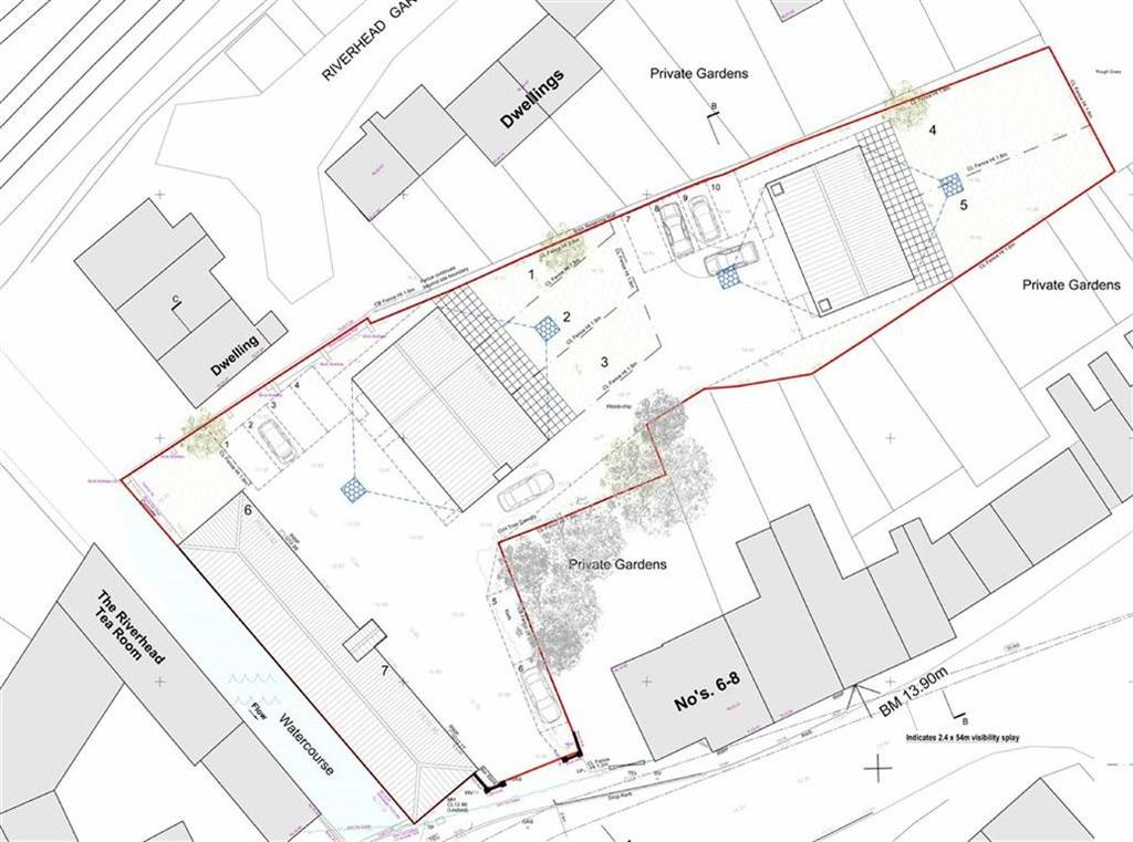 Residential Development Commercial for sale in Riverhead, Driffield, East Yorkshire