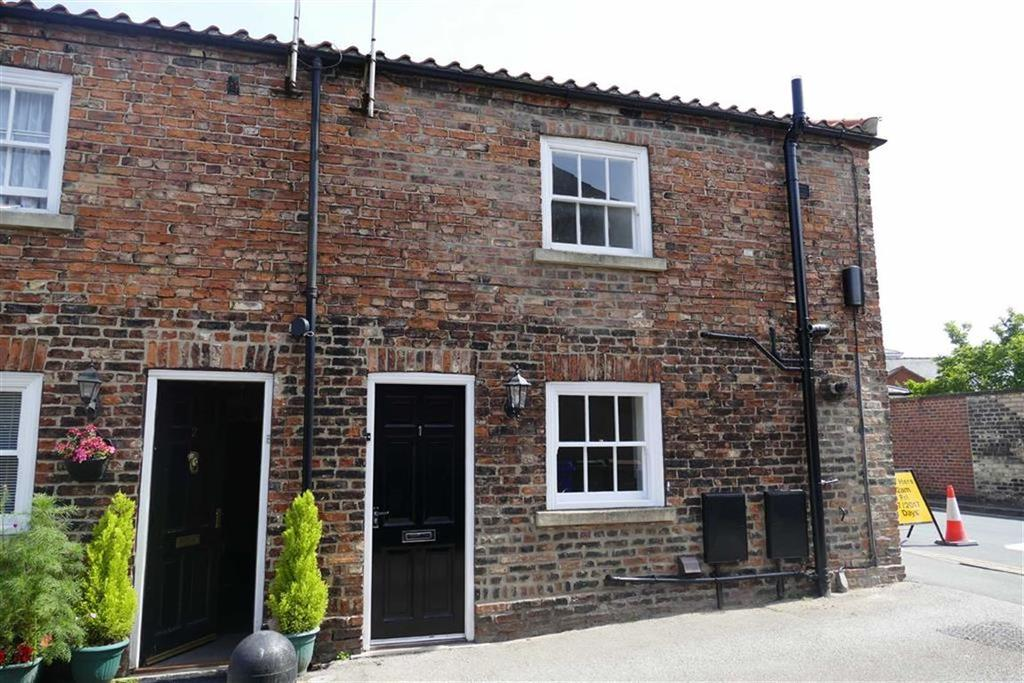 2 Bedrooms End Of Terrace House for sale in Bishopgate, Howden