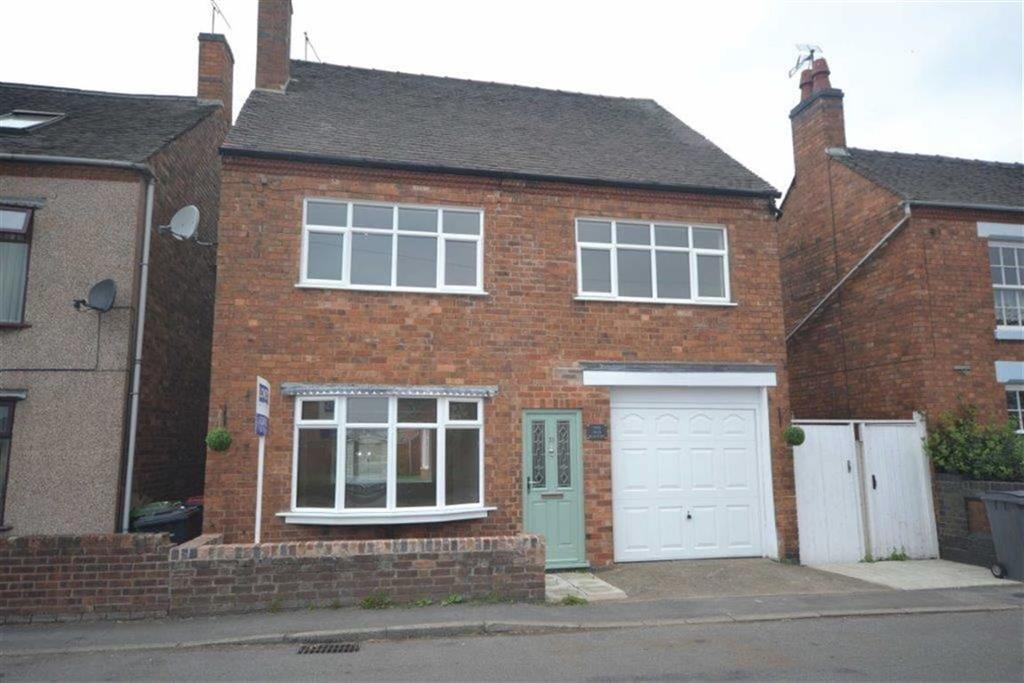 4 Bedrooms Detached House for sale in Plough Hill Road, Chapel End, Nuneaton