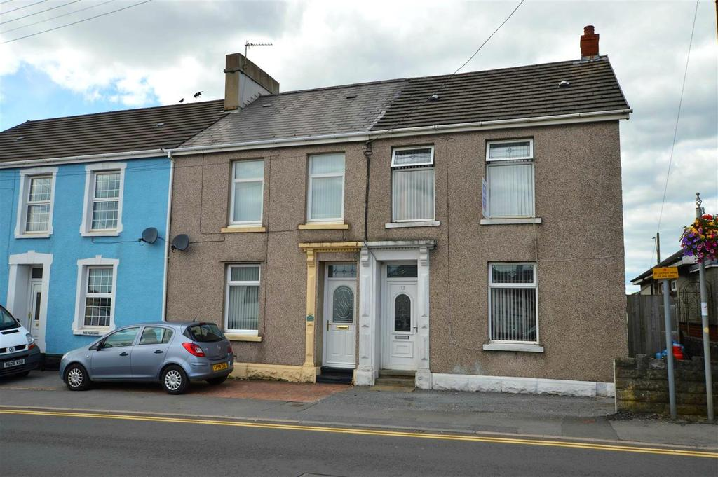 2 Bedrooms End Of Terrace House for sale in Cross Hands, Llanelli