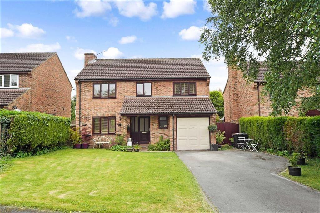 4 Bedrooms Detached House for sale in Birkhills, Burton Leonard, North Yorkshire