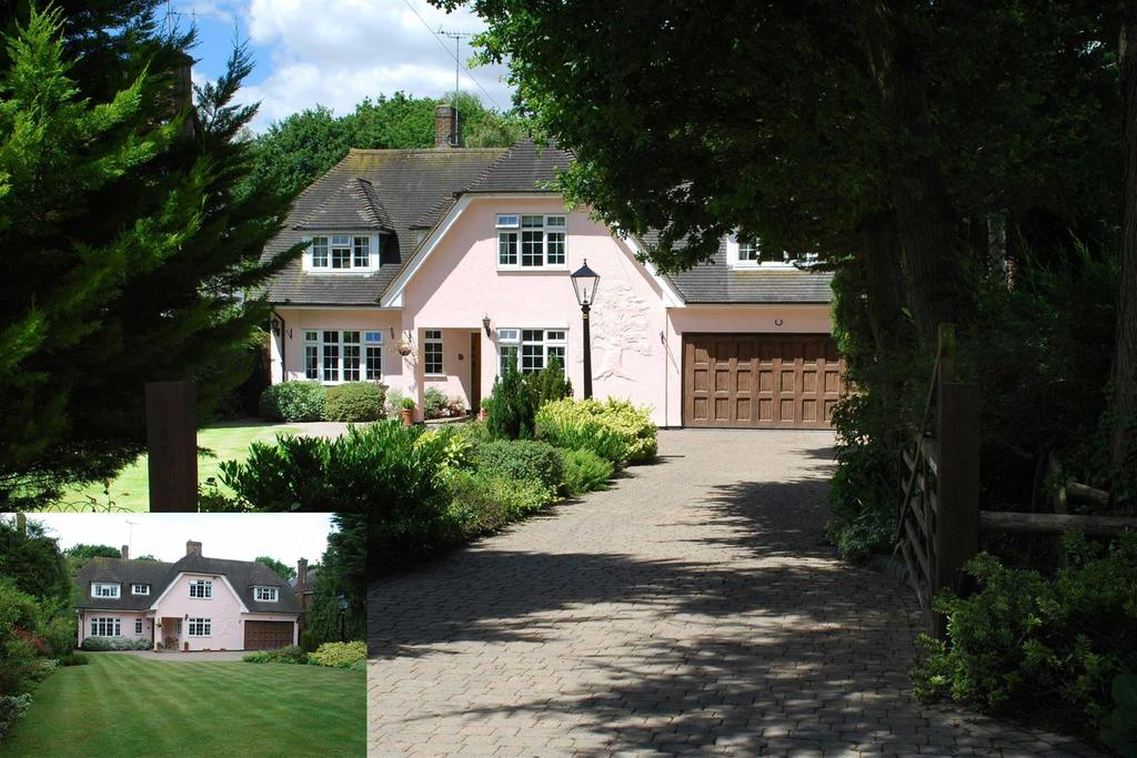 5 Bedrooms Detached House for sale in Little Baddow