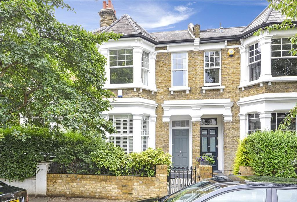 5 Bedrooms Terraced House for sale in Montrose Avenue, Queen's Park, London, NW6