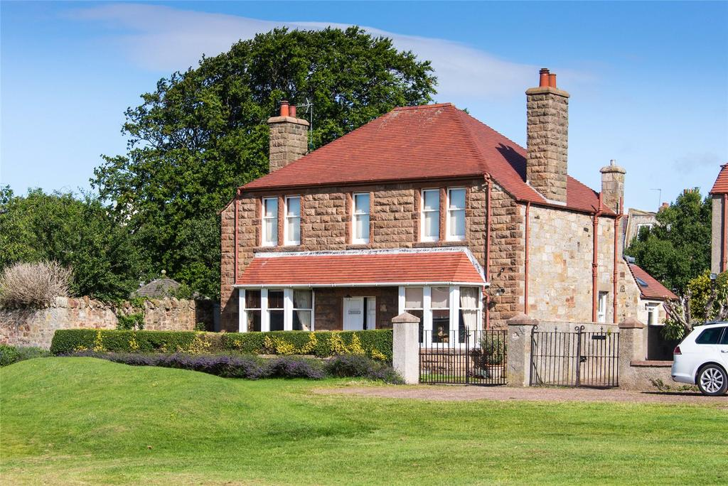 3 Bedrooms Detached House for sale in Strathview, Templar Place, Gullane, East Lothian