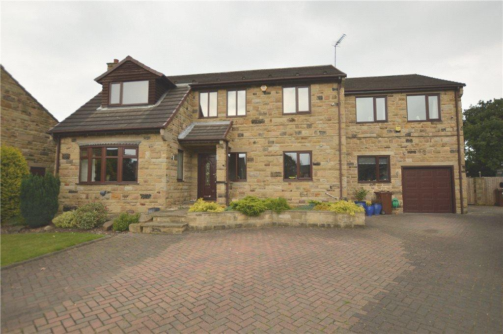 5 Bedrooms Detached House for sale in The Orchards, Methley, Leeds, West Yorkshire