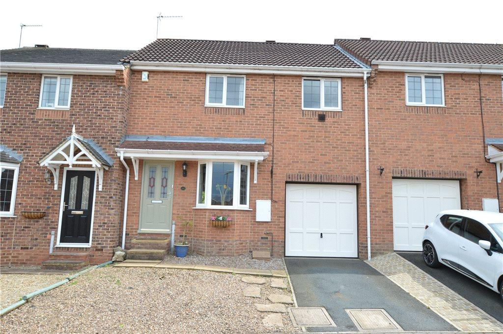 3 Bedrooms Terraced House for sale in Hall Farm Park, Micklefield, Leeds, West Yorkshire