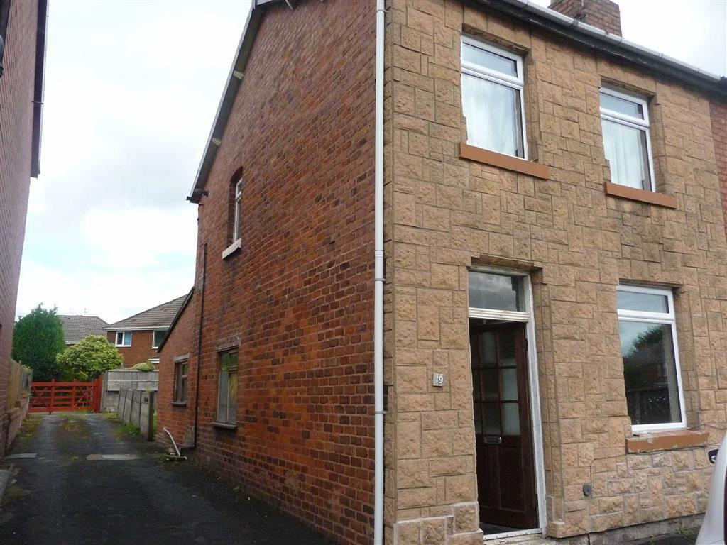 2 Bedrooms Semi Detached House for sale in Moss Lane, Burscough Ormskirk, L40