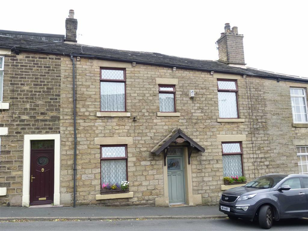 3 Bedrooms Terraced House for sale in Moorfield Street, Hollingworth, Via Hyde