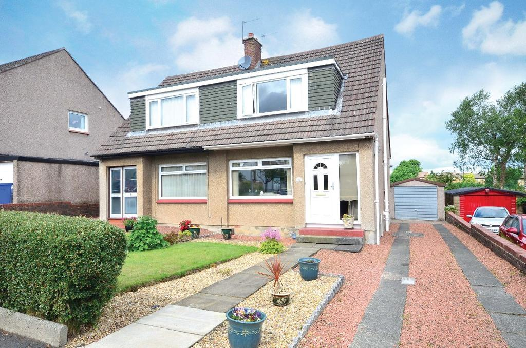 3 Bedrooms Semi Detached House for sale in Luss Brae, Hamilton, South Lanarkshire, ML3 9UT