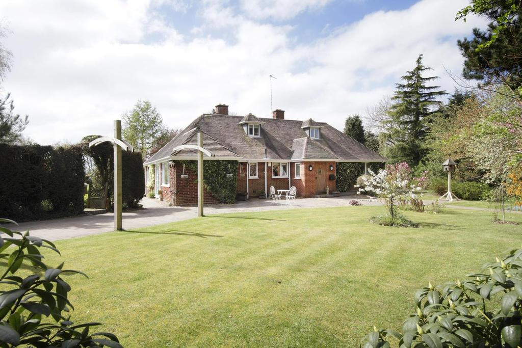4 Bedrooms Detached House for sale in Upper Marlbrook, Bromsgrove
