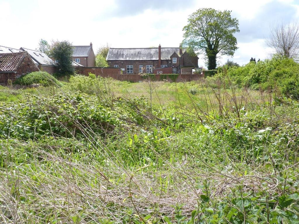 Land Commercial for sale in Off George Street, Snaith