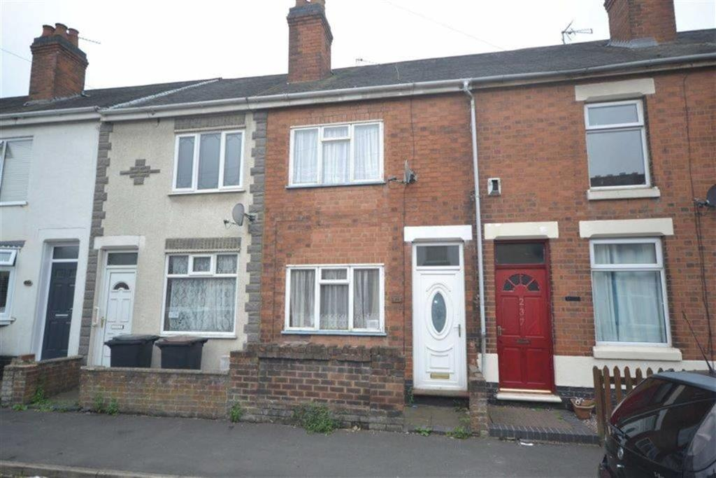 2 Bedrooms Terraced House for sale in Gadsby Street, Attleborough, Nuneaton