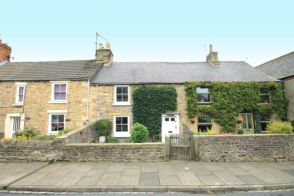 2 Bedrooms Terraced House for sale in Meadhope Street Wolsingham, Bishop Auckland