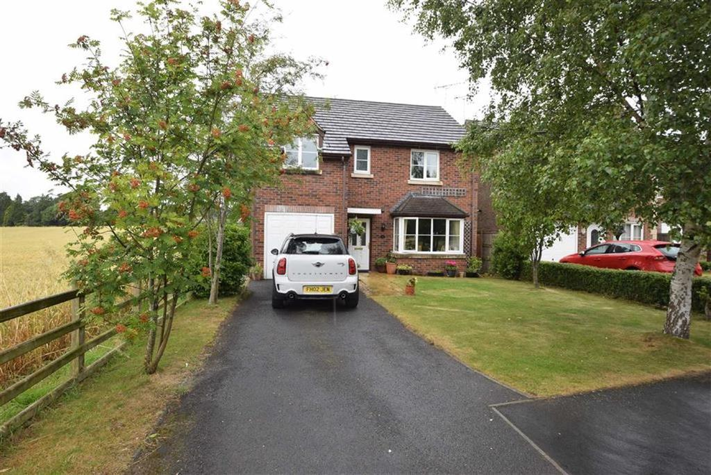 4 Bedrooms Detached House for sale in Alma Close, West Felton, Shrewsbury