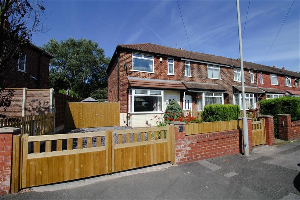 2 Bedrooms End Of Terrace House for sale in Hurst Street, South Reddish, Stockport