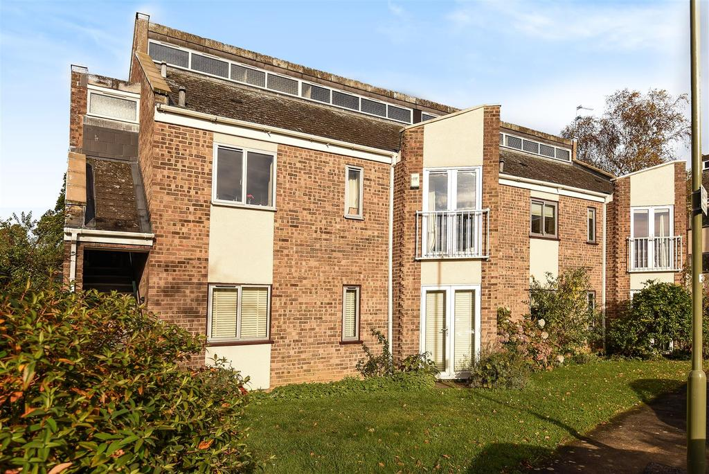 3 Bedrooms Apartment Flat for sale in Ridgemont Close, North Oxford