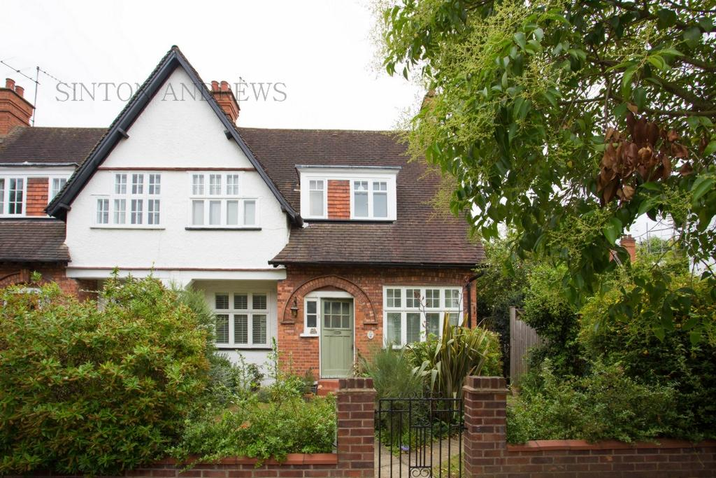 3 Bedrooms House for sale in Ludlow Road, Ealing, W5