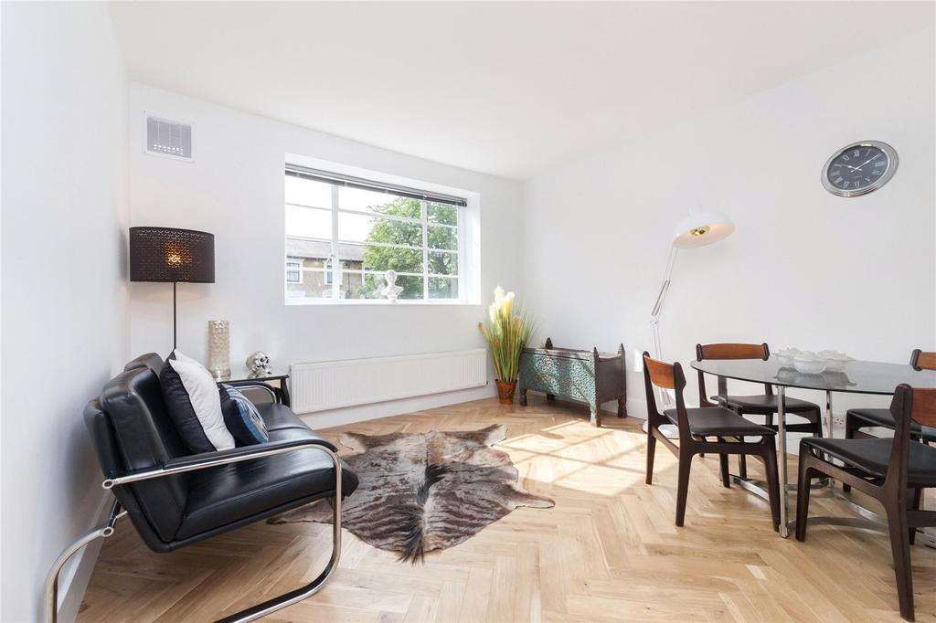 2 Bedrooms Flat for sale in Highbury Grove Court, Highbury Grove, London