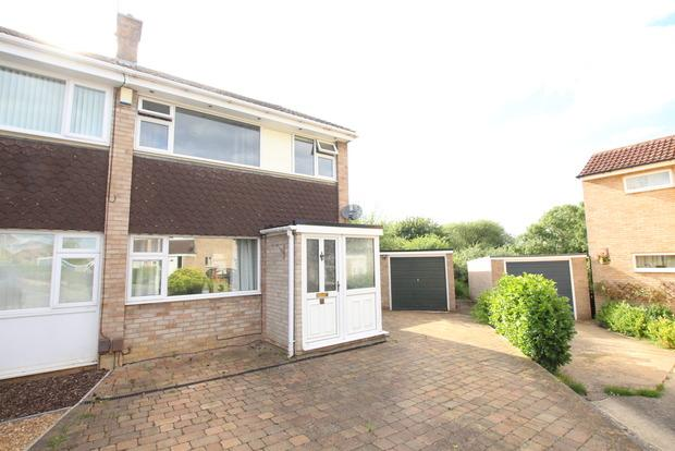 3 Bedrooms Semi Detached House for sale in Wycombe Grove, Melton Mowbray, LE13