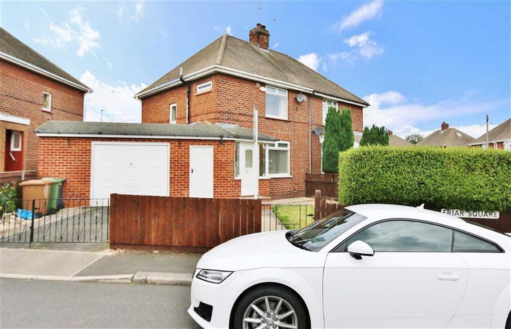 3 Bedrooms Semi Detached House for sale in Friar Square, Ford Estate, Sunderland, SR4