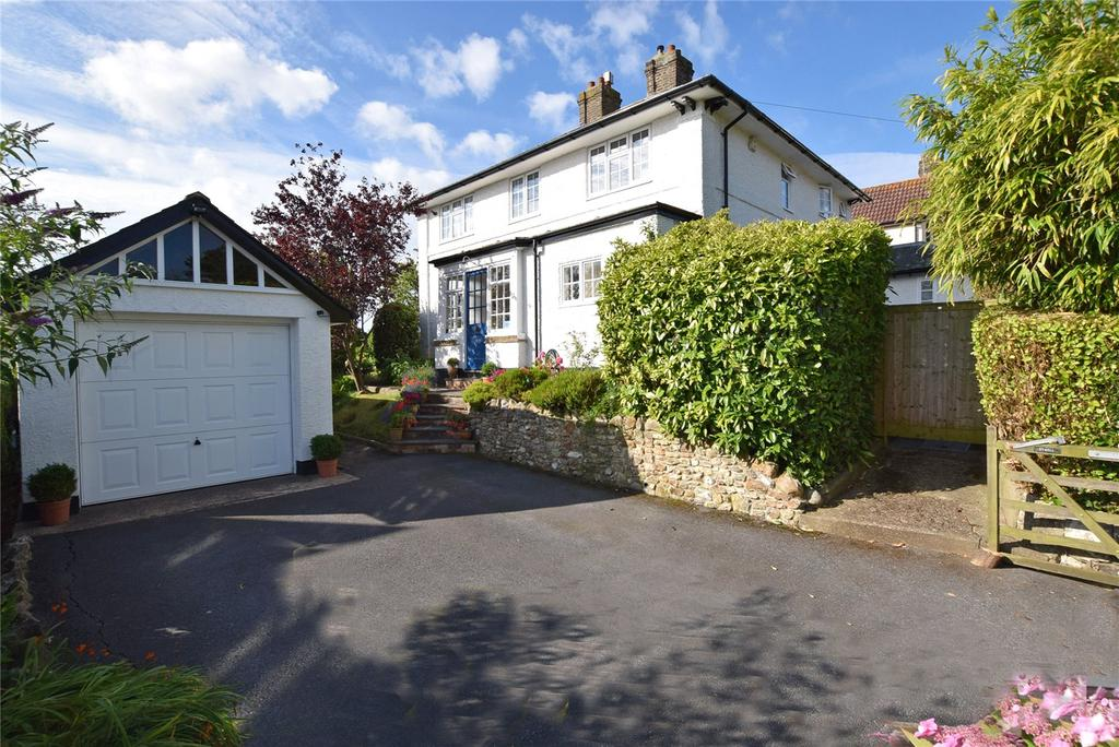 4 Bedrooms Detached House for sale in Bunts Lane, Seaton, Devon