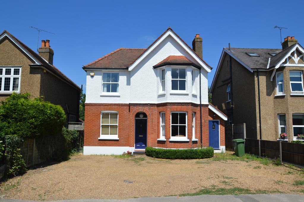 5 Bedrooms Detached House for sale in Hersham Road, WALTON ON THAMES KT12