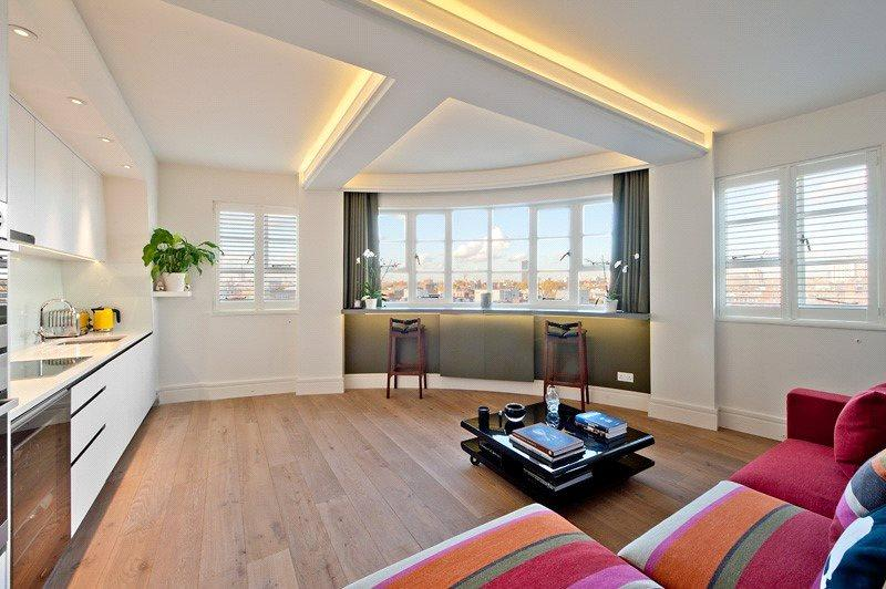 1 Bedroom Apartment Flat for sale in Sloane Avenue Mansions, Sloane Avenue, London, SW3