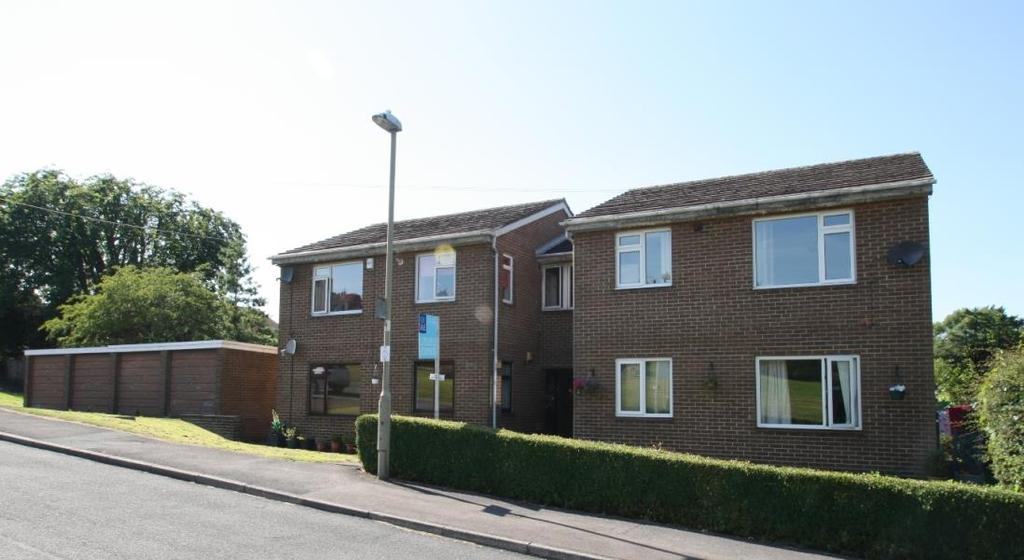 1 Bedroom Flat for sale in WEST VIEW AVENUE, BURLEY IN WHARFEDALE, ILKLEY, LS29 7LF