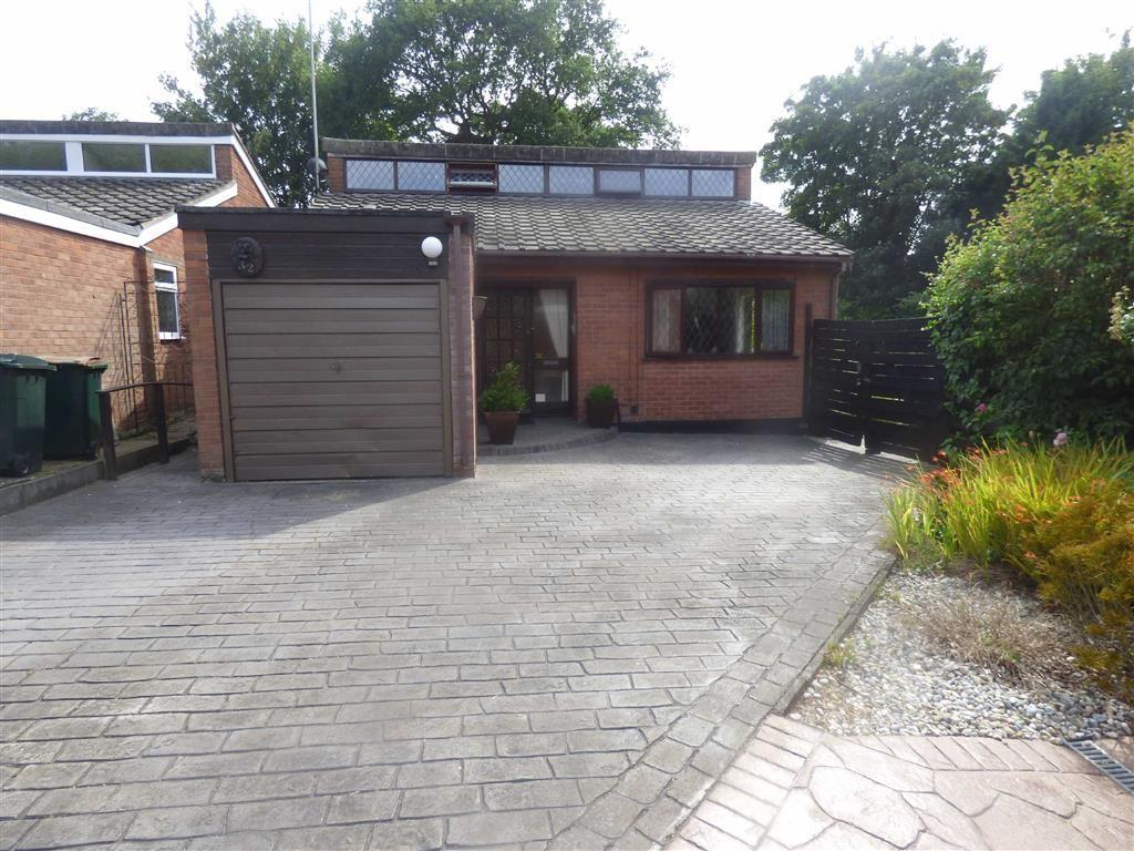 2 Bedrooms Detached Bungalow for sale in Carnegie Close, Coventry