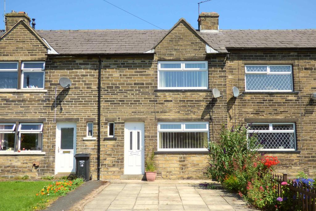 2 Bedrooms Terraced House for sale in Sandhall Green, Halifax HX2