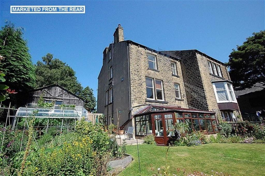 4 Bedrooms Semi Detached House for sale in Beaumont Park Road, Beaumont Park, Huddersfield, HD4