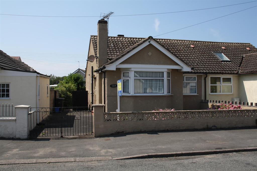2 Bedrooms Semi Detached Bungalow for sale in Roseview Crescent, Kinmel Bay