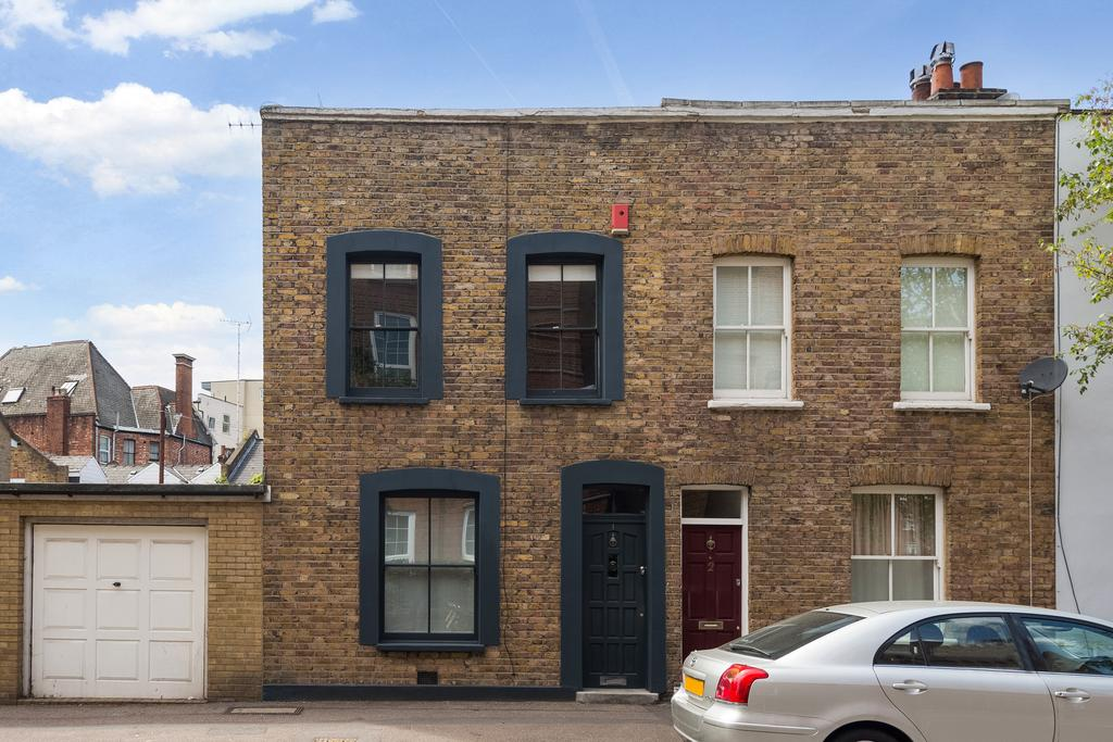 2 Bedrooms House for sale in Fenn Street, London E9