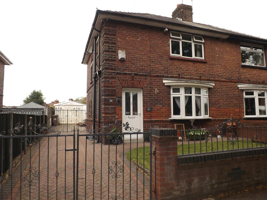 3 Bedrooms Semi Detached House for sale in O'sullivan Crescent, St. Helens