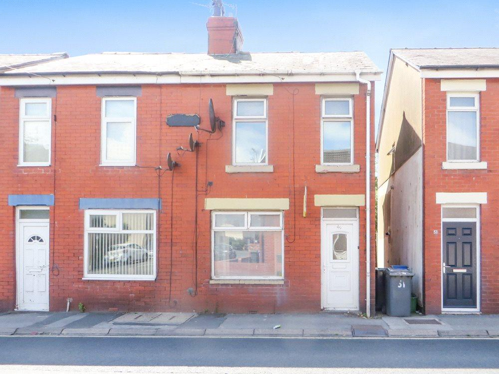 2 Bedrooms Terraced House for sale in Trunnah Road, Thornton-cleveleys, Lancashire