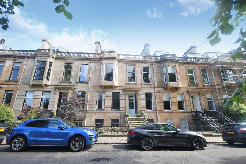 3 Bedrooms Duplex Flat for sale in 9 Westbourne Gardens, Hyndland, Glasgow, G12 9XD